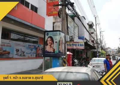 TOT smart phone box  Korat